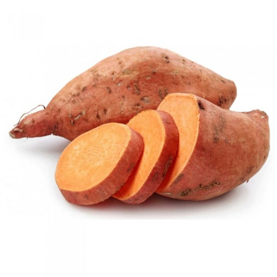 Organic sweet potato 1 Kg.