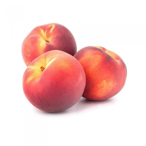 Organic Peach 4,5 Kg.