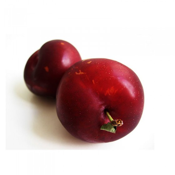 Organic Red plum 1 Kg.