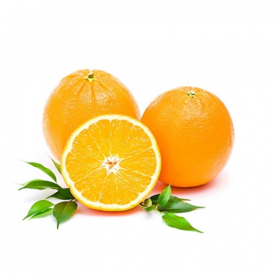 Organic oranges for Table 1 Kg