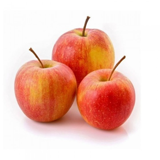 Organic Royal Gala Apples 10 kg.