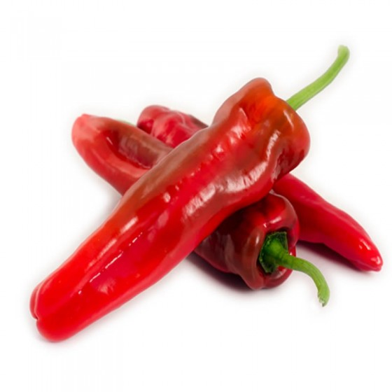 Organic red pepper 5 Kg.