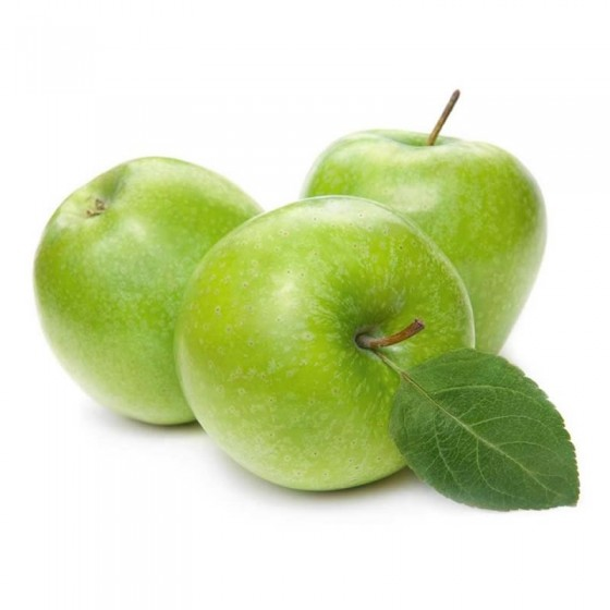 Manzanas ecológicas Granny Smith 15 Kg.