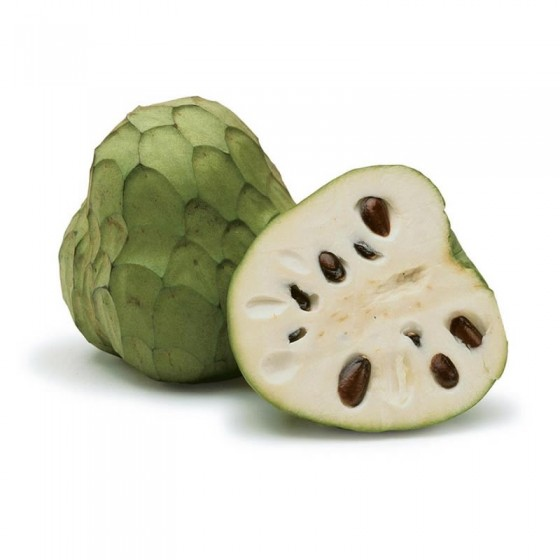 Organic custard apple 1 Kg.