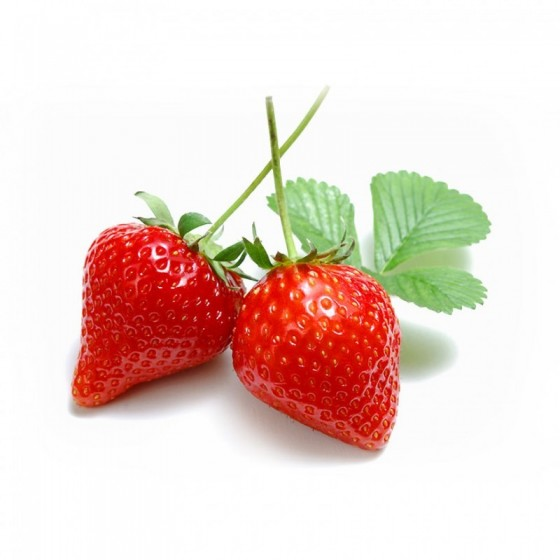 Organic strawberries 250 Gr.