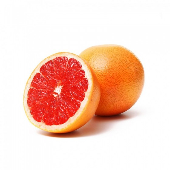 Organic red grapefruits 8 Kg.